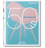 Taschen Taschen Decorative Arts 50's