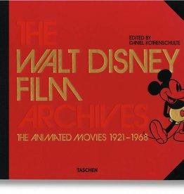 Taschen Taschen The Walt Disney Film Archives. The Animated Movies 1921-1968