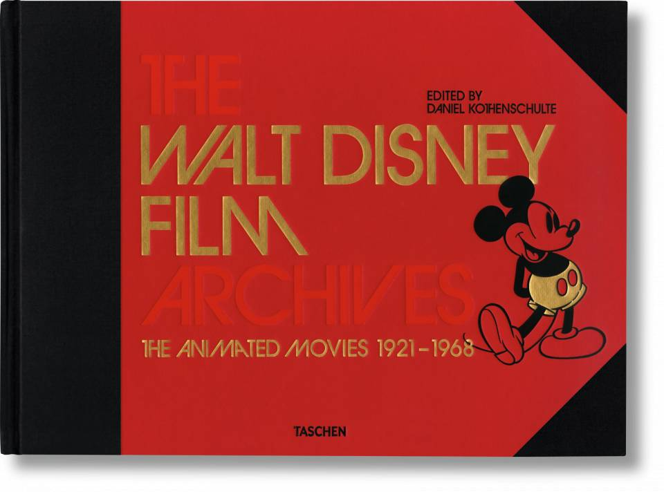 Taschen Taschen The Walt Disney Film Archives. The Animated Movies 1921-1968