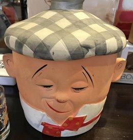 Vintage 1950's Japanese Cookie Jar