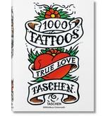Taschen Taschen 1000 Tattoos