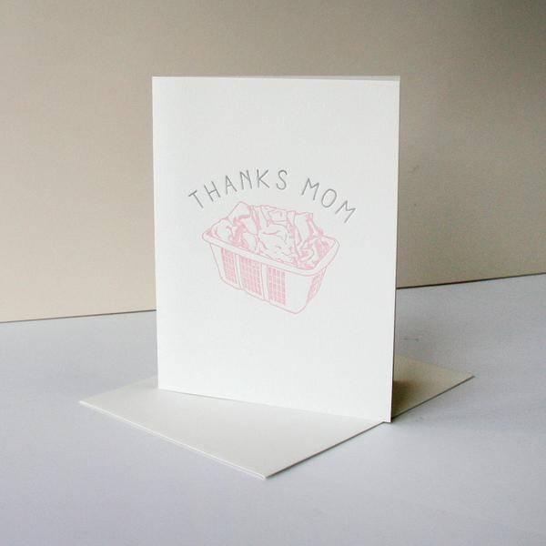 Steel Petal Press Card
