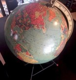 Vintage 10inch Reference Globe (Made in Chicago, USA)