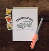 Creativity Greeting Card