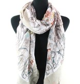 Pretty Persuasions Scarf - English Garden