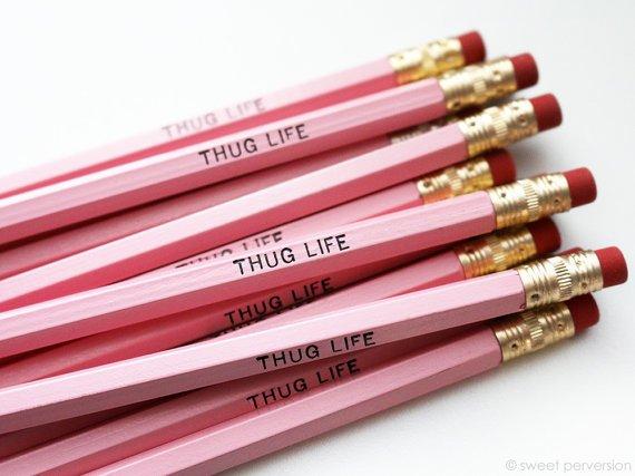 Sweet Perversion Pencil Set of 5