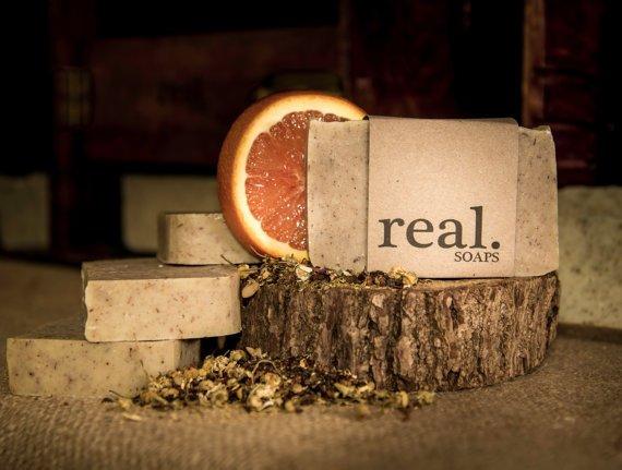 Real. Soap Real. Soap Handmade Soap