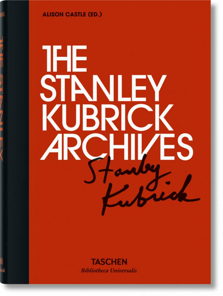 Taschen The Stanley Kubrick Archives