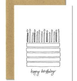 Aldenpress Aldenpress Greeting Card