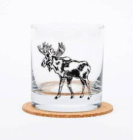 Counter Couture Lowball Glass