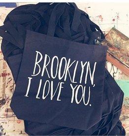 Lovewild Design Brooklyn, I Love You Tote
