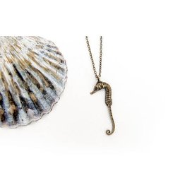 Mana Made Jewelry Mana Made Seahorse Necklace