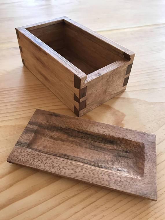 Make Good Wood Make Good Wood Shaker Box - Butternut