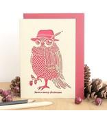 Chau Art Papercut Chau Art Papercut Greeting Card
