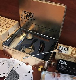 Iron & Glory Iron & Glory Deluxe Mini Bar Kit