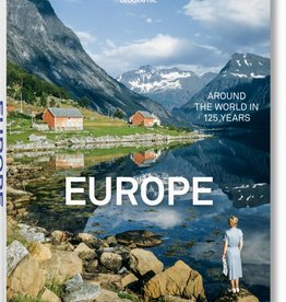 Taschen Taschen National Geographic. Around the World in 125 Years. Europe