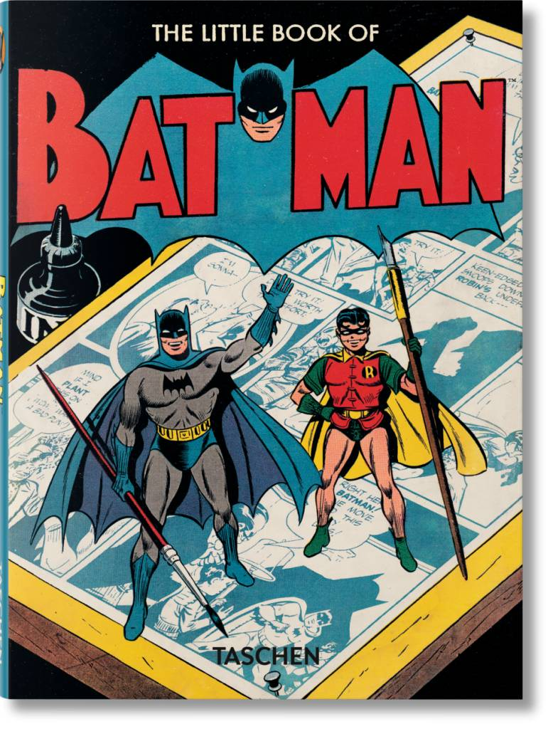 Taschen Taschen The Little Book of Batman (TM)