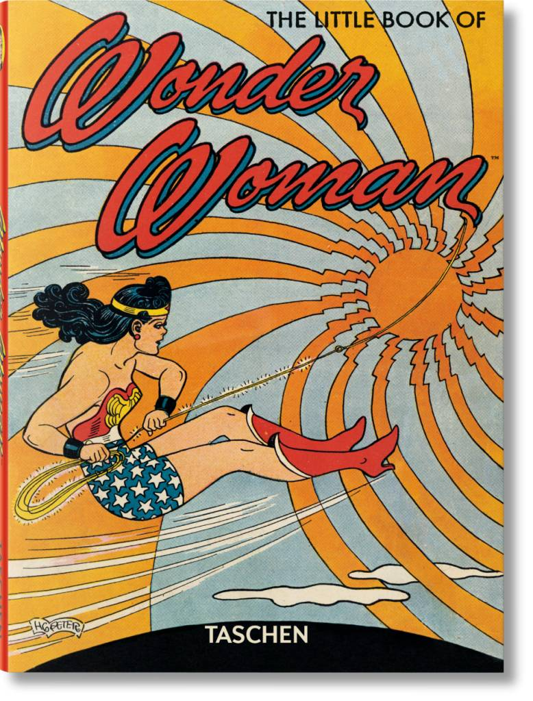 Taschen Taschen The Little Book of Wonder Woman (TM)