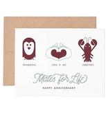 Ruff House Art Ruff House Art Letterpress Card