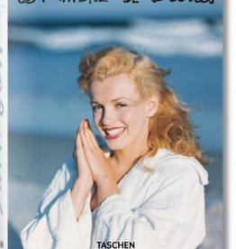 Taschen Taschen André de Dienes. Marilyn Monroe