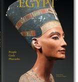 Taschen Taschen Egypt. People, Gods, Pharaohs