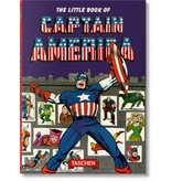 Taschen Taschen The Little Book of Captain America