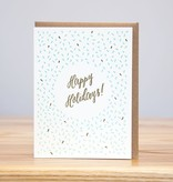 Huckleberry Letterpress Co. Card