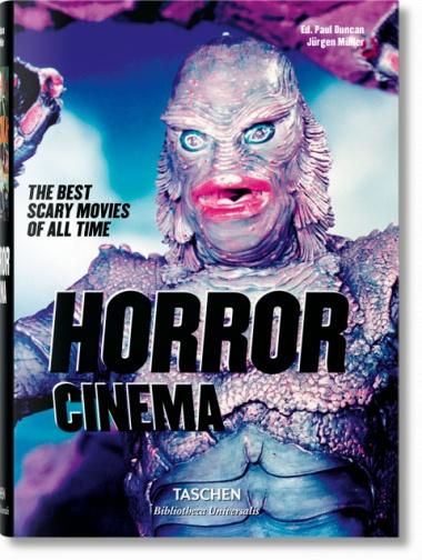 Taschen Taschen Horror Cinema