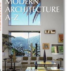 Taschen Taschen Modern Architecture A–Z