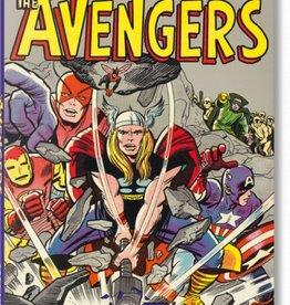 Taschen Taschen The Little Book of Avengers