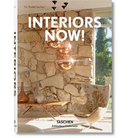 Taschen Interiors Now!