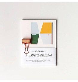 Marcela Homrich Marcela Homrich Desk Calendar