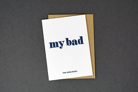 Formidably Impressed Formidably Impressed Greeting Card