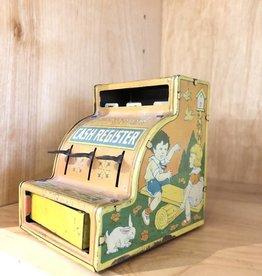 Vintage J. Chein Cash Register