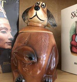 Vintage Cookie Jar - Dog