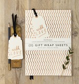 Katie Leamon Wrapping Paper