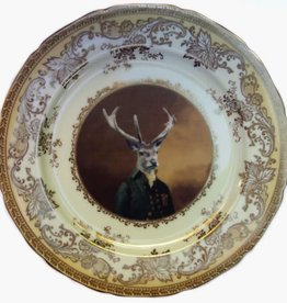 Charles van Dulce, 8th Duke of Elces Plate 10.75""