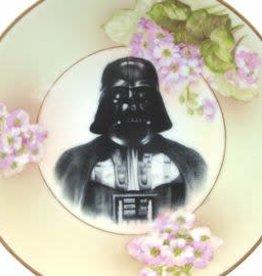 "Darth Portrait Plate 6.15"""