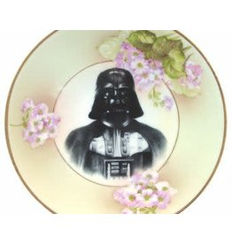 """Beat Up Creations BeatUp Creations Darth Portrait Plate 6.15"""""""