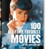 Taschen Taschen 100 All-Time Favorite Movies of the 20th Century
