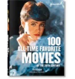 Taschen Taschen 100 All-Time Favorite Movies of the 20th Century