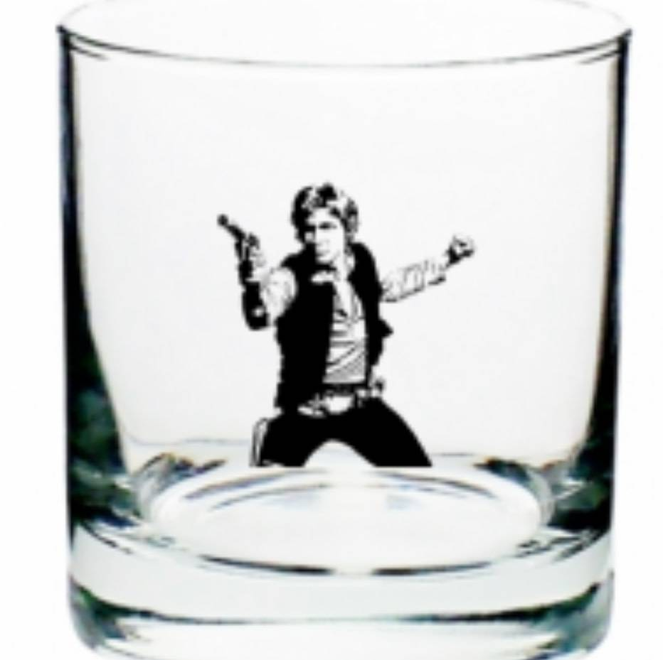 Woods Grove Woods Grove Rocks Glass -