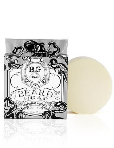 Brooklyn Grooming Brooklyn Grooming Beard Soap Scented