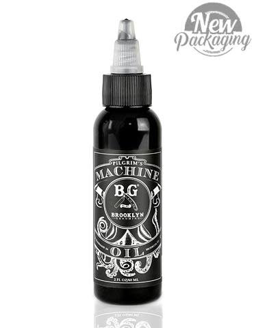 Brooklyn Grooming Brooklyn Grooming Pilgrim's Machine Oil 2 oz.
