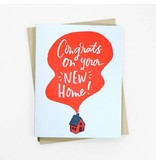 And Here We Are And Here We Are Greeting Card