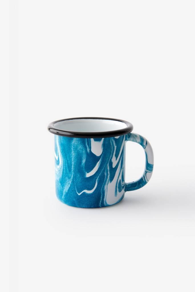 Bornn Bornn - Enamelware Mug