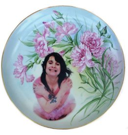 Beat Up Creations BeatUp Creations Ozzy Osborne Portrait Plate Large