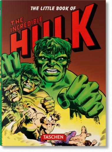 Taschen Taschen The Little Book of Hulk