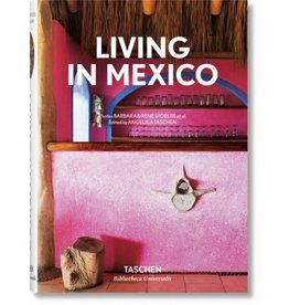 Taschen Taschen Living in Mexico