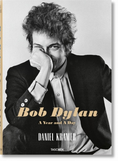 Taschen Daniel Kramer. Bob Dylan: A Year and a Day